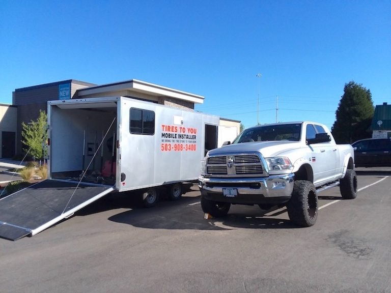 Mobile Tire Sales, Installation, and Repair Beaverton