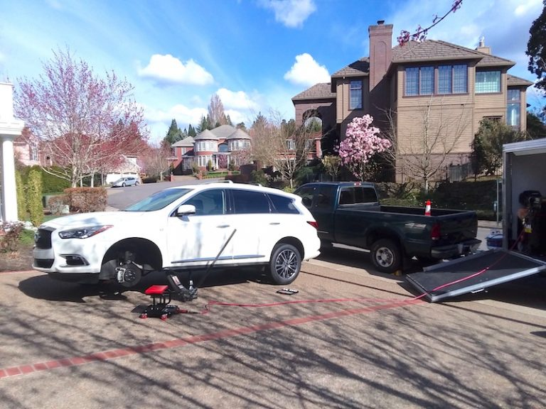 Mobile Tire Sales, Installation, and Repair Forest Grove